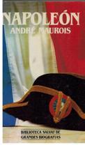 Portada NAPOLEON - ANDRE MAUROIS - SALVAT