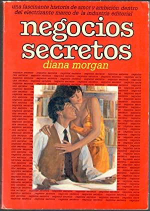 Portada NEGOCIOS SECRETOS - DIANA MORGAN - AURA
