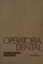 Portada OPERATORIA DENTAL - JULIO BARRANCOS MOONEY - EDITORIAL MEDICA PANAMERICANA