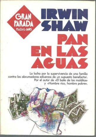 Portada PAN EN LAS AGUAS - IRWIN SAW - PLAZA Y JANES