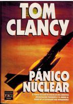 Portada PANICO NUCLEAR - TOM CLANCY - PLAZA Y JANES