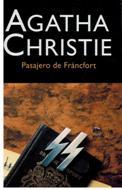 Portada PASAJERO DE FRANCFORT - AGATHA CHRISTIE - MOLINO