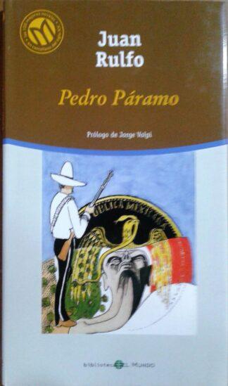 Portada PEDRO PARAMO - JUAN RULFO - EL MUNDO