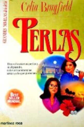 Portada PERLAS - CELIA BRAYFIELD - MARTINEZ ROCA