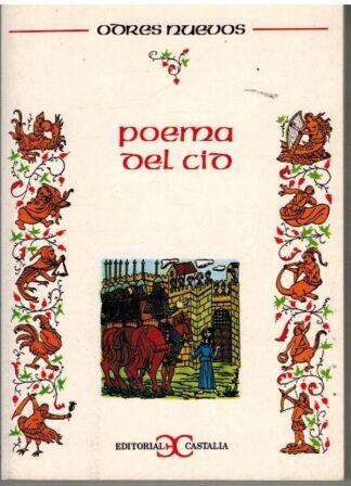 Portada POEMA DEL CID - - - CASTALIA