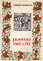 Portada POEMA DEL CID - ANONIMO - CASTALIA