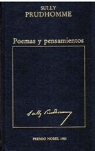 Portada POEMAS Y PENSAMIENTOS - SULLY PRUDHOMME - ORBIS