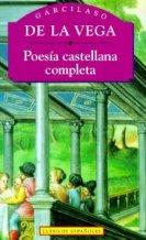 Portada POESIA CASTELLANA COMPLETA - GARCILASO DE LA VEGA - PML