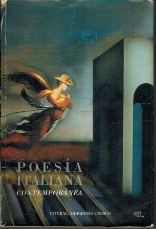 Portada POESIA ITALIANA CONTEMPORANEA -  - EDICIONES UNESCO