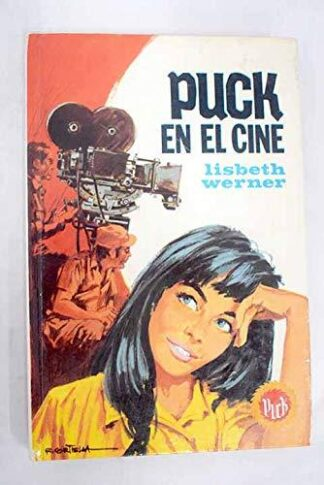 Portada PUCK EN EL CINE - LISBETH WERNER - TORAY
