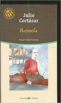 Portada RAYUELA - JULIO CORTAZAR - EL MUNDO
