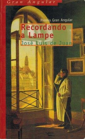 Portada RECORDANDO A LAMPE - JOSE LUIS DE JUAN - SM GRAN ANGULAR