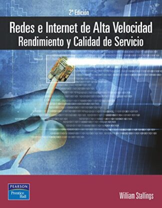 Portada REDES E INTERNET ALTA VELOCIDAD RENDIMIENTO CALIDA - WILLIAM STALLINGS - PEARSON PRENTICE HALL