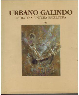 Portada RETRATO. PINTURA Y ESCULTURA - URBANO GALINDO - AYUNTAMIENTO DE MADRID