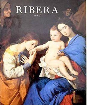 Portada RIBERA 1591 - 1652 - AA. VV. - MUSEO DEL PRADO