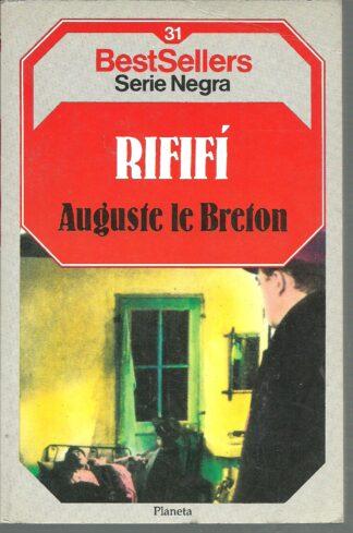 Portada RIFIFI - AUGUSTE LE BRETON - PLANETA