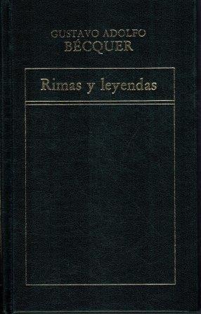 Portada RIMAS Y LEYENDAS  -  - ORBIS
