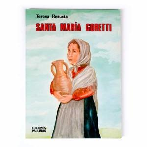Portada SANTA MARIA DE GORETTI - TERESA RESUSTA - PAULINAS