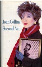 Portada SECOND ACT - JOAN COLLINS - BCA