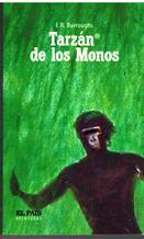 Portada TARZAN DE LOS MONOS - EDGAR RICE BURROUGHS - EL PAIS