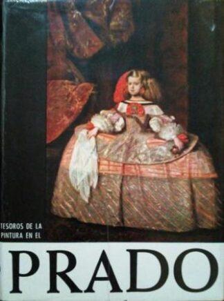 Portada TESOROS DE LA PINTURA EN EL PRADO - F J SANCHEZ CANTON - DAIMON