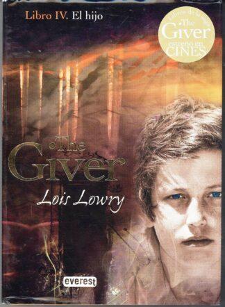 Portada THE GIVER LIBRO IV. EL HIJO - LOIS LOWRY - CIRCULO DE LECTORES
