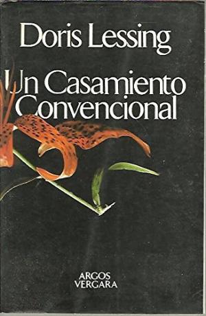 Portada UN CASAMIENTO CONVENCIONAL - DORIS LESSING - ARGOS VERGARA