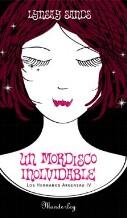 Portada UN MORDISCO INOLVIDABLE (LOS HERMANOS ARGENEAU IV) - LYNSAY SANDS - MANDERLEY