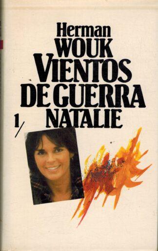 Portada VIENTOS DE GUERRA 1. NATALIE - HERMAN WOUK - CIRCULO DE LECTORES