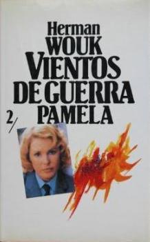 Portada VIENTOS DE GUERRA TOMO 2 PAMELA  - HERMAN WOUK - CIRCULO DE LECTORES