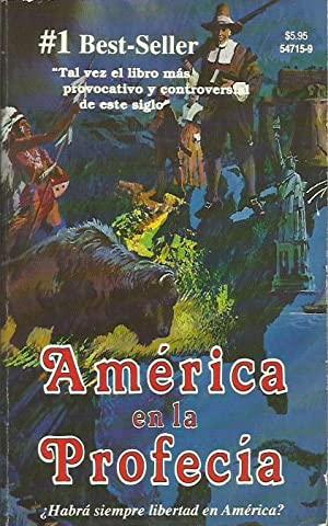 Portada AMERICA EN LA PROFECIA - E G WHITE - IBE