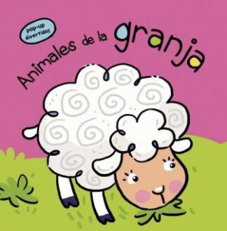 Portada ANIMALES DE LA GRANJA POP UP DIVERTIDOS - AA.VV. - LIBSA