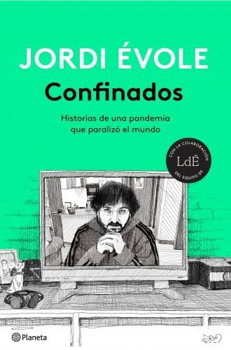 Portada CONFINADOS -  JORDI ÉVOLE - ESPASA CALPE