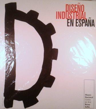 Portada DISEÑO INDUSTRIAL EN ESPAÑA - VARIOS AUTORES - PLAZA Y JANES