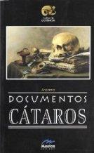 Portada DOCUMENTOS CATAROS - ANONIMO - MESTAS EDICIONES