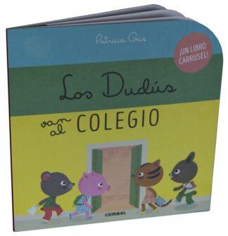 Portada DUDUS VAN AL COLEGIO,LOS - AA.VV - COMBEL