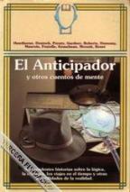 Portada EL ANTICIPADOR Y OTROS CUENTOS DE MENTE - VARIOS AUTORES - ZUGARTO EDICIONES