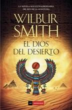 Portada EL DIOS DEL DESIERTO - WILBUR SMITH - DUOMO EDICIONES