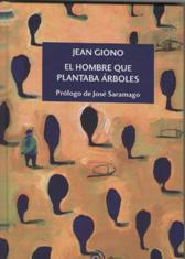 Portada EL HOMBRE QUE PLANTABA ARBOLES - JEAN GIONO - DUOMO EDICIONES