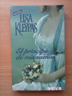 Portada EL PRINCIPE DE MIS SUEÑOS - LISA KLEYPAS - BOLSILLO ZETA