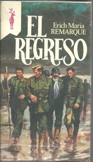 Portada EL REGRESO - ERICH MARIA REMARQUE - EDICIONES G.P