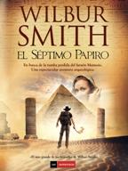Portada EL SEPTIMO PAPIRO - WILBUR SMITH - DUOMO EDICIONES