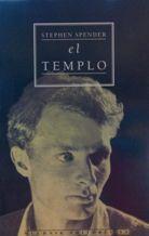 Portada EL TEMPLO - STEPHEN SPENDER - MUCHNIK