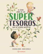 Portada EL GRAN LIBRO DE LOS SUPERTESOROS - SUSANNA ISERN - FLAMBOYANT