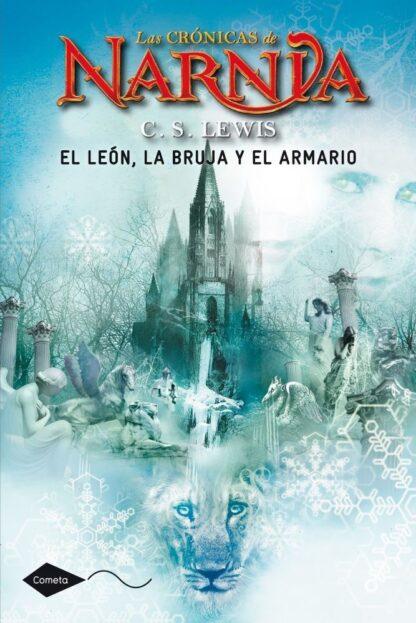 Portada EL LEÓN, LA BRUJA Y EL ARMARIO - C. S. LEWIS - PLANETA
