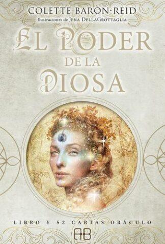 Portada EL PODER DE LA DIOSA - COLETTE BARON-REID - ARKANO BOOKS