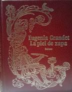 Portada EUGENIA GRANDETLA PIEL DE ZAPA - HONORE DE BALZAC - EDICIONES ZEUS