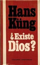 Portada ¿EXISTE DIOS? - HANS KUNG - EDICIONES CRISTIANDAD