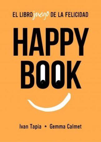 Portada HAPPY BOOK - IVAN TAPIA - LUNWERG