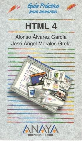 Portada HTML 4 - ALONSO ALVAREZ GARCIA JOSE ANGEL MORALES GRELA - ANAYA